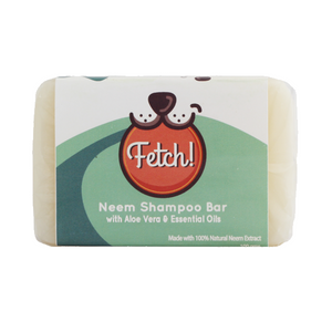 Fetch! Neem Natural Shampoo Bar