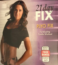 Load image into Gallery viewer, 21 Day Fix Flat Abs Fix Barre Legs & Plyo Fix Bonus Workouts 2 DVD Program - Aydenns
