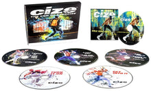 Load image into Gallery viewer, Cize The End of Exercize Dance Fitness Workout Complete Deluxe 5 DVD Program - Aydenns