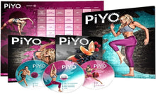 Load image into Gallery viewer, Piyo Fitness Workout DVD's The Complete Base Kit - Aydenns