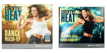 Load image into Gallery viewer, Country Heat Workout Complete Deluxe Dance Fitness 5 DVD's - Aydenns