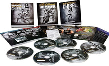 Load image into Gallery viewer, The Masters Hammer and Chisel Workout Program Base Kit Complete Fitness 6 DVD Set - Aydenns