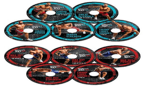 Insanity Max 30: Fitness Workout Program Complete Base Set - Aydenns