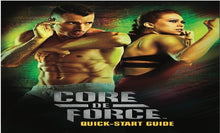 Load image into Gallery viewer, Core De Force MMA Style Workout Program Deluxe Kit Complete Fitness 4 DVD Set - Aydenns