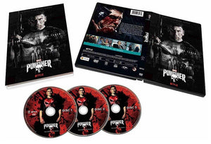 The Punisher Complete Series Season 1 DVD Boxset - Aydenns