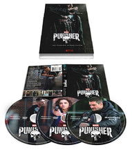 Load image into Gallery viewer, The Punisher Complete Series Season 2 DVD Boxset - Aydenns