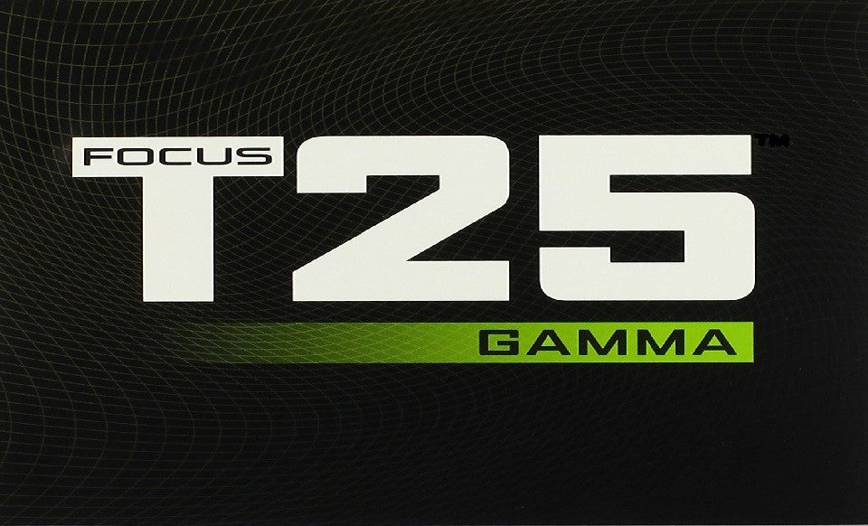 Focus T25 Gamma Cycle Cardio Fitness Workout (4) DVD Program - Aydenns