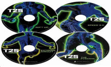 Load image into Gallery viewer, Focus T25 Gamma Cycle Cardio Fitness Workout (4) DVD Program - Aydenns