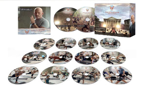 Yoga Warrior 365 with Rudy Mettia 14 DVD Fitness Program - Aydenns