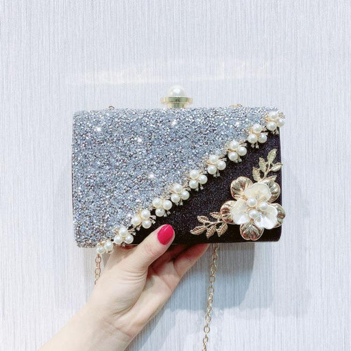All-match fashion dress cheongsam messenger evening banquet clutch bag