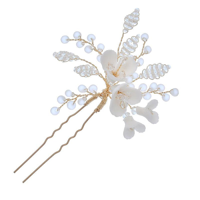 New Bride collection. Wedding hair comb. Princes bride accessory. Handmade bridal hair accessory. Crystals crown. Unique bride.