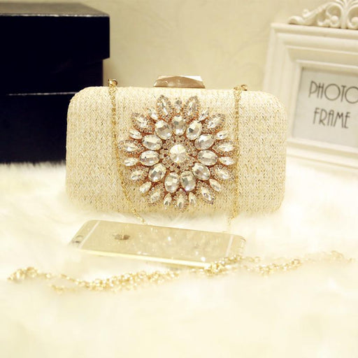 Cheongsam Evening Diamond Evening Bag