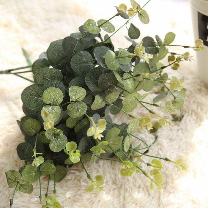 Comyfee Factory direct eucalyptus money leaf Artificial flower