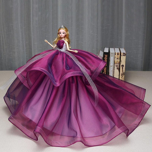 Fancy Sweet Lace  ruffle Barbie dolls