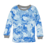 2-Piece Organic Cotton Pajama, Watercolor World