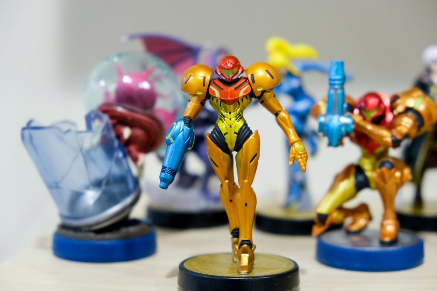 figurines gaming pour set up