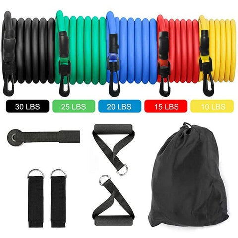 Workout Elastic Pull Rope