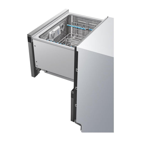 Midea MDWDDSS Double Drawer Dishwasher - Ople Appliances