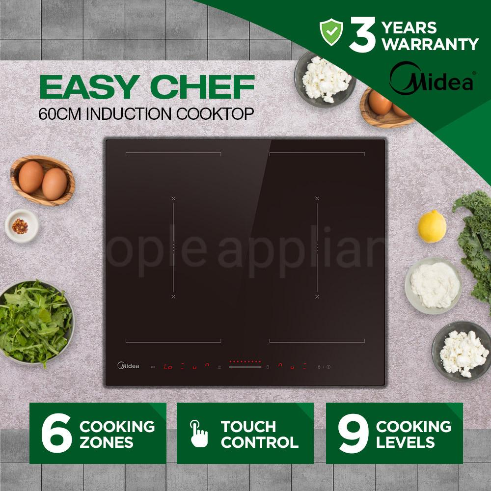 Midea MI60S 60cm Flexi Induction Cooktop - Ople Appliances