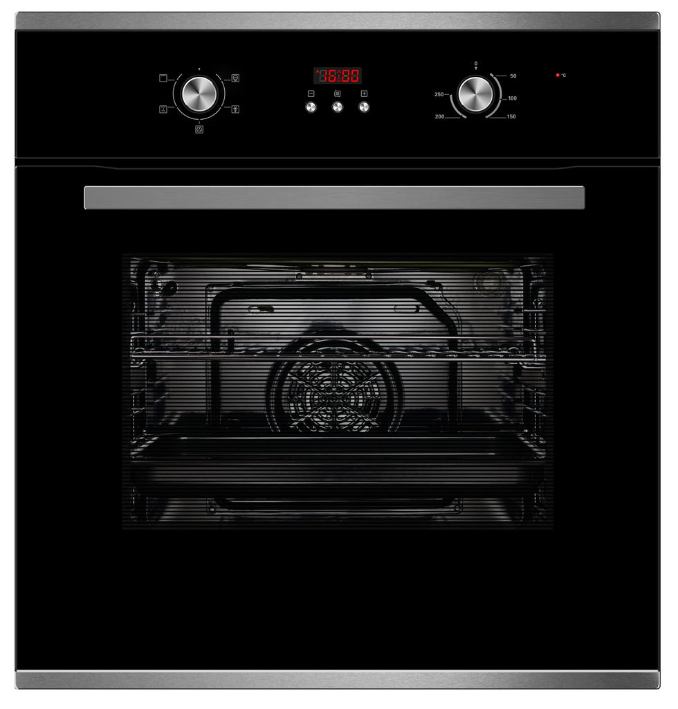 Midea MO5BL Built-in 5 Function Oven - Ople Appliances