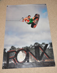 2014 Ronix Chad Sharpe District Wakeboarding Banner