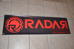 Radar WaterSkis Factory Banner