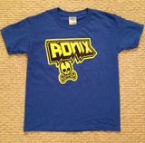 Ronix Youth Blue T-Shirt