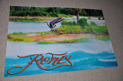 Ronix Dean Smith Wakeboard Banner