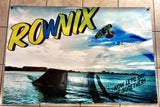 Ronix William Rownix Banner