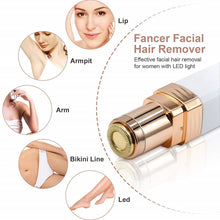 Load image into Gallery viewer, Women's Electric Facial Epilator