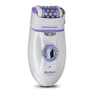 2 in 1 Epilator and Electric Shaver
