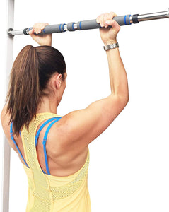 Door Mounted Pull Up and Workout Bar