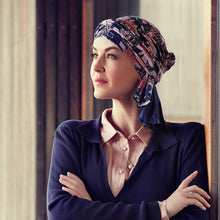 Laden Sie das Bild in den Galerie-Viewer, Christine Headwear Tula Turban printed