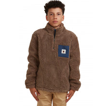 Load image into Gallery viewer, Boys Van Life Sherpa Quiksilver
