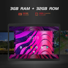 Load image into Gallery viewer, iPlay10 Pro 10.1 inch Wifi Tablet  Android 9.0  MT8163  quad core 1200*1920 IPS Tablets PC RAM 3GB ROM 32GB HDMI OTG - iKindom