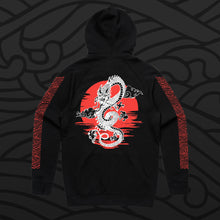 Load image into Gallery viewer, Dragon [Zip Hoodie]
