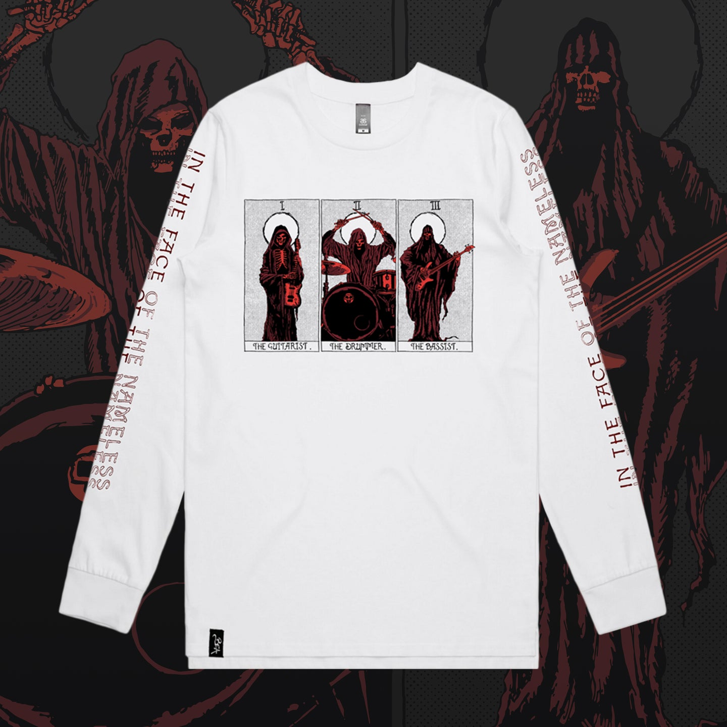 In The Face of the Nameless [Longsleeve]