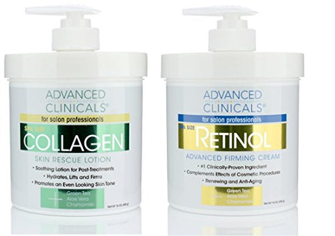 Collagen, Retinol