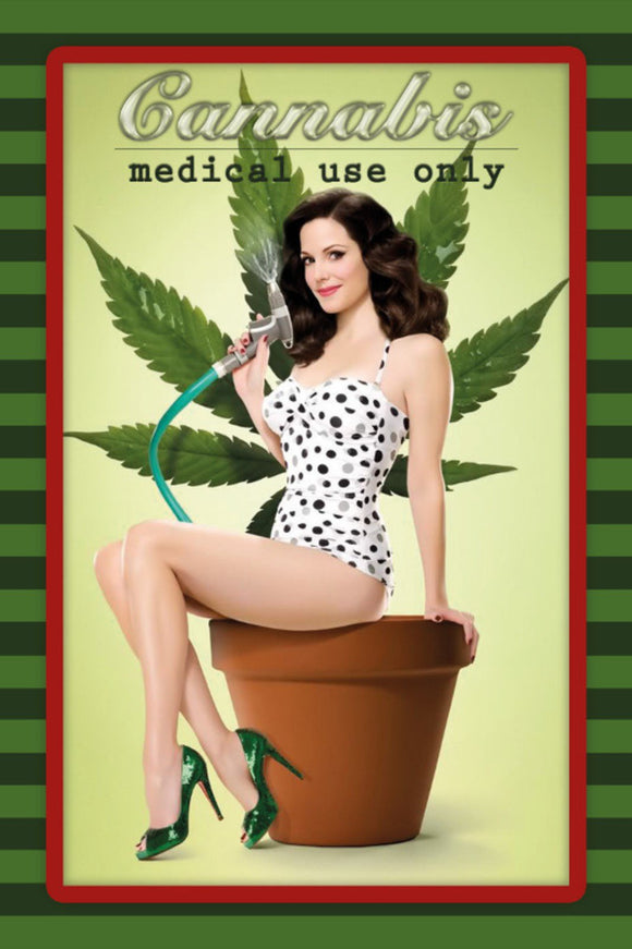 Cannabis - Medical use only