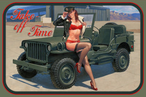 Jeep Girl - Take off time