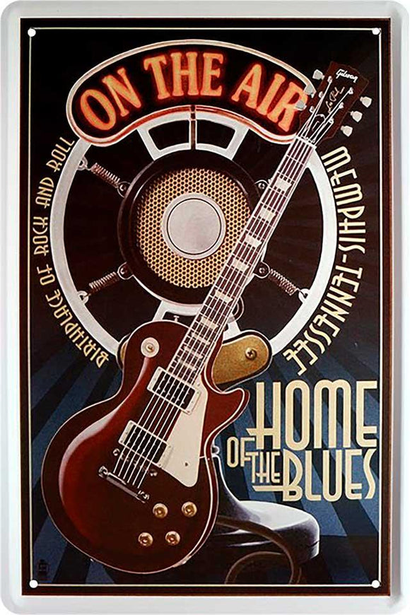 On The Air - Home of the Blues