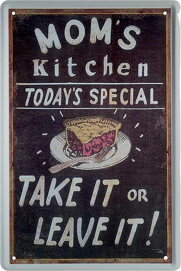 Mom's Kitchen - Today's Special