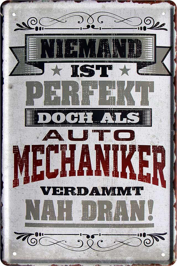 Auto Mechaniker