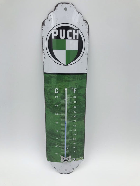 Puch  - Thermometer limitiert !  28 x 6,5 cm