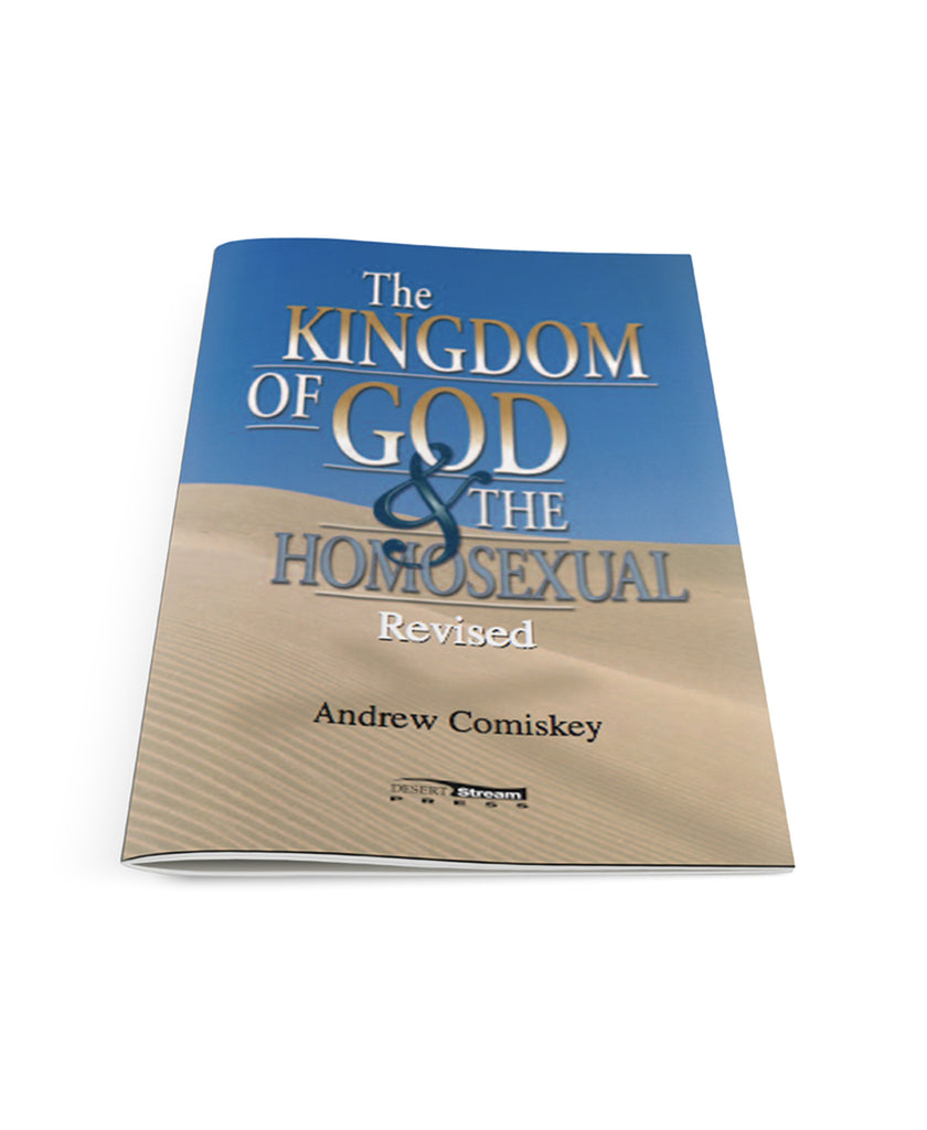 The Kingdom of God & the Homosexual (In Spanish)