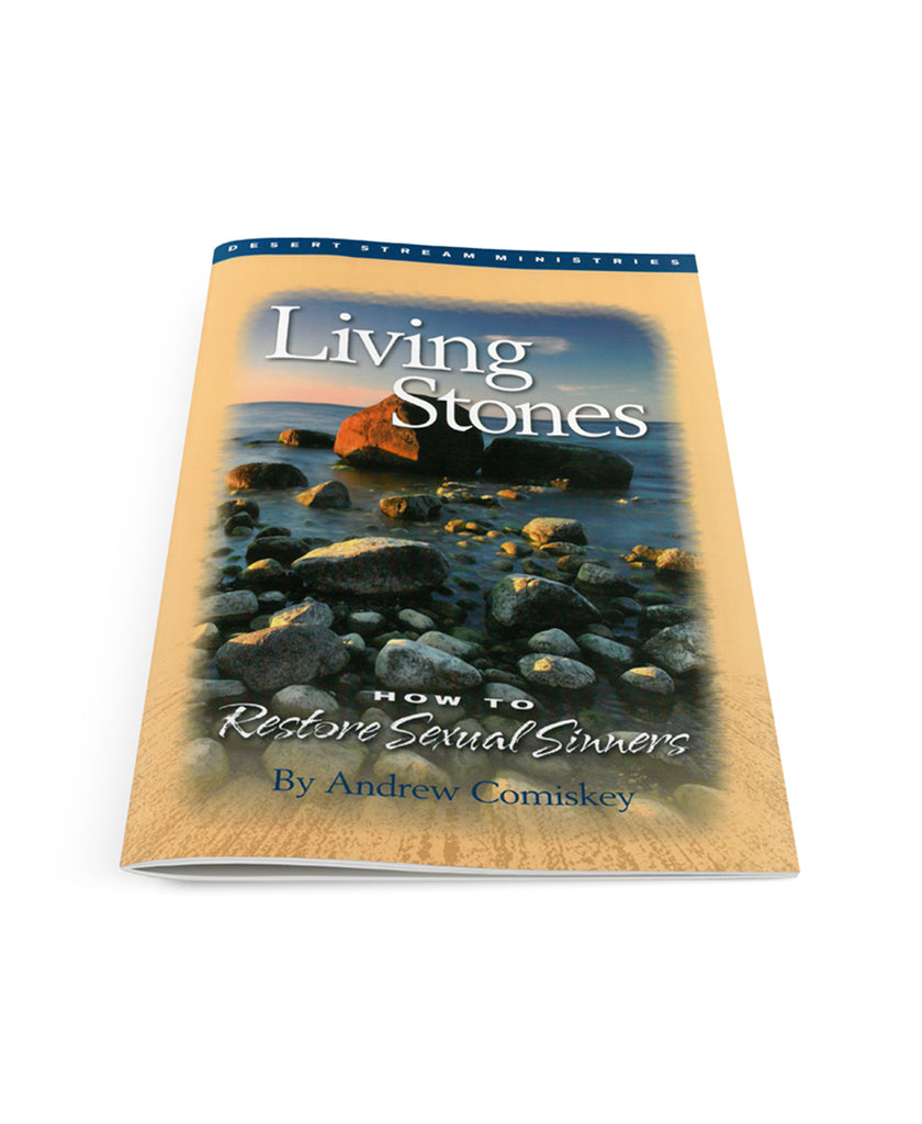 Living Stones: How to Restore Sexual Sinners