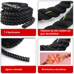 Comba para saltar Battle Jump Rope 2.8m (25mm)