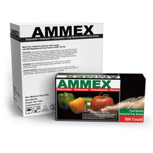 Load image into Gallery viewer, AMMEX POWDER FREE POLY GLOVES 500CT-250 PAIRS - Florida Mask Supply
