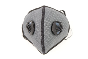 Sports Mask Grey PM2.5 Carbon Filter Mesh Wholesale Cheapest, Buy Now, In Stock, USA, Wholesaler, Distributor,