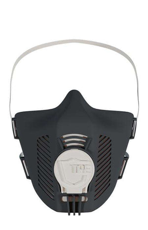 TPE Maske in Farbe black white